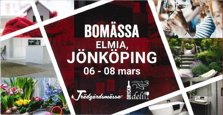 Möt oss på Bomässan – hämta din fribiljett här!