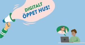 Habo Kommun bjuder in till digitalt öppet hus den 4 juni