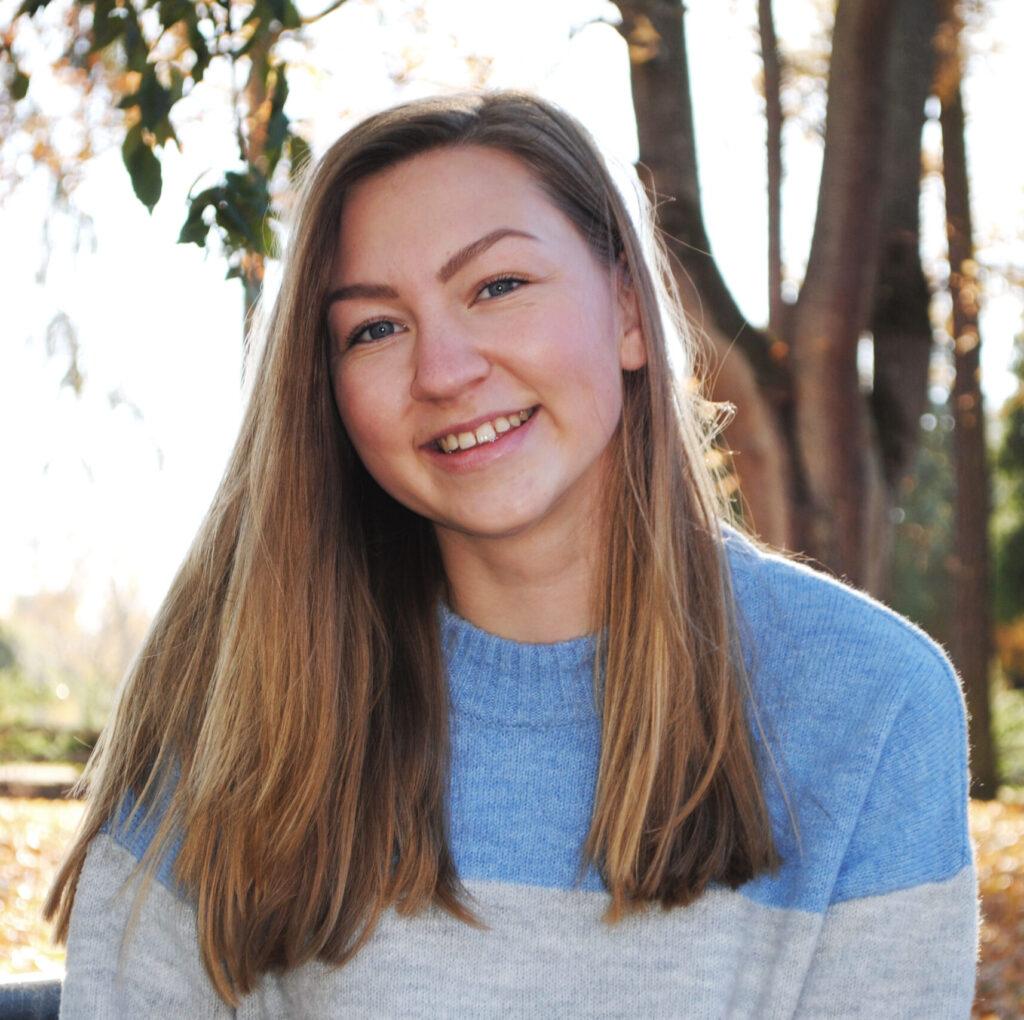 Porträttfoto Ida