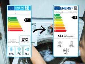 Ny energimärkning 1 mars