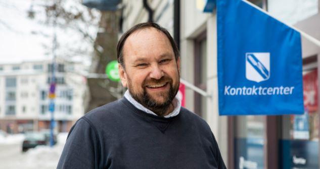 Magnus Johansson, rådgivare i Vetlanda