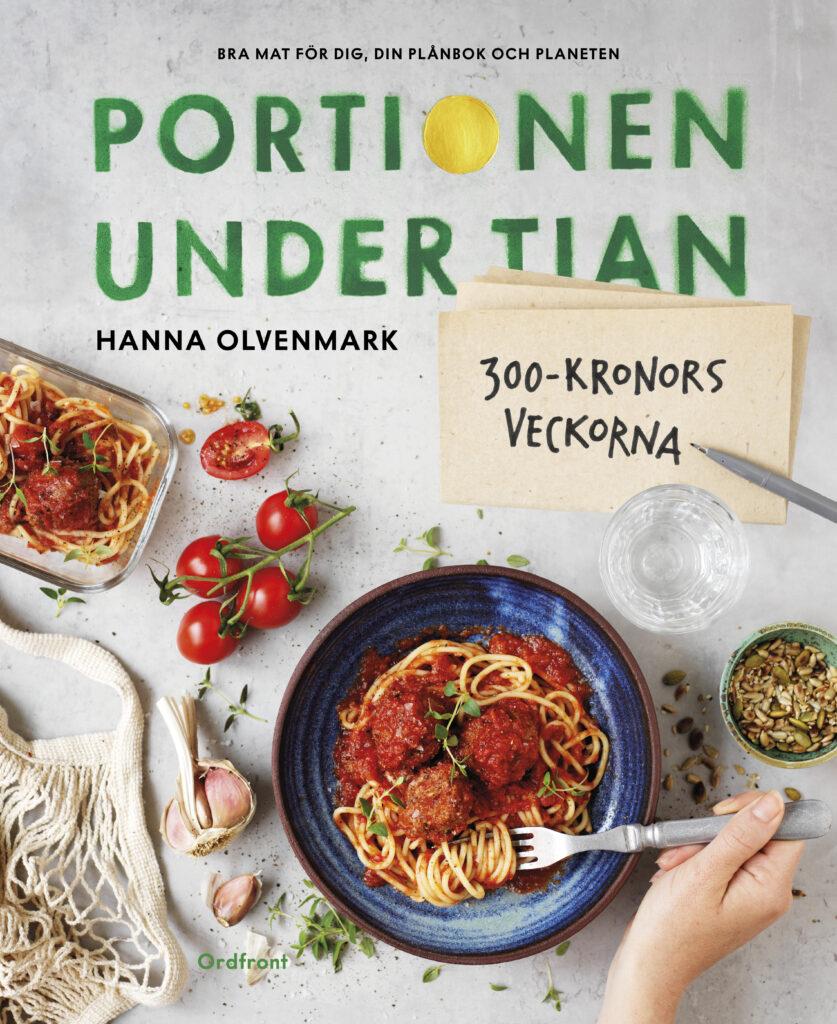 Bokomslag för boken 300-kronors veckorna av Portionen under tian