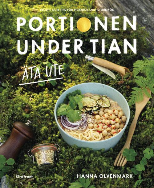 Bokomslag för boken Äta ute med Portionen under tian